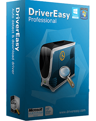 Driver Easy Professional 5.6.0.6935 poster box cover