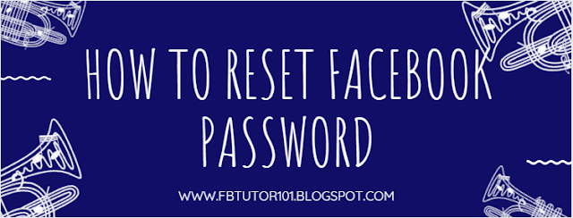 Reset Facebook Password By Identifying Friends