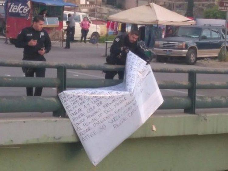 """""""Ahora si van a saber los es amar a Dios en tierra ajena""""; Lanza Cártel de Sinaloa amenaza a CJNG en Tijuana"""