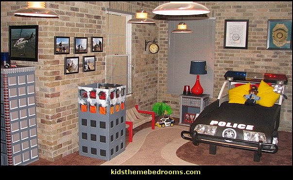 Decorating theme bedrooms maries manor transportation for Fire truck bedroom ideas