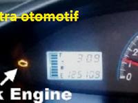 Cara scan manual EFI Toyota