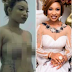 Tonto Dikeh couldn't stand her body so she had plastic surgery