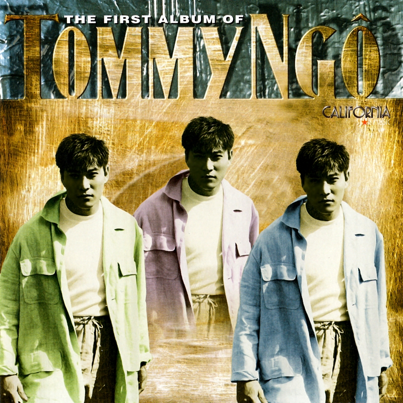 California Star CD - The First Album Of Tommy Ngô (NRG)