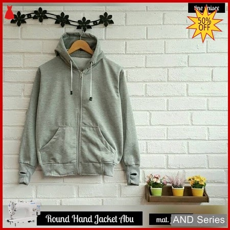 AND129 Jaket Wanita Jacket Roundhand Murah BMGShop