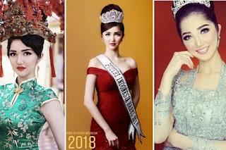 Sonia Fergina Citra - Puteri Indonesia 2018 |