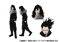 ไอซาวะ โชตะ (Aizawa Shota) @ My Hero Academia: Boku no Hero Academia มายฮีโร่ อคาเดเมีย