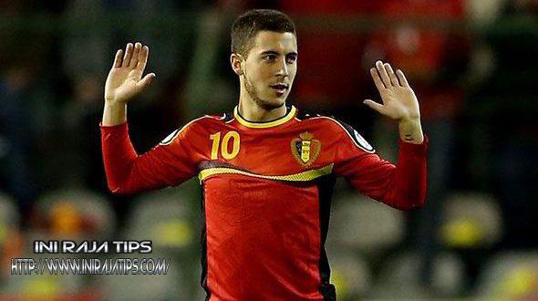 Eden Hazard Masuk Bidikan Real Madrid Untuk Gantikan CR7