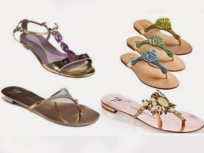 Model Sandal Wanita Terbaru Yang Cocok Untuk Acara Santai