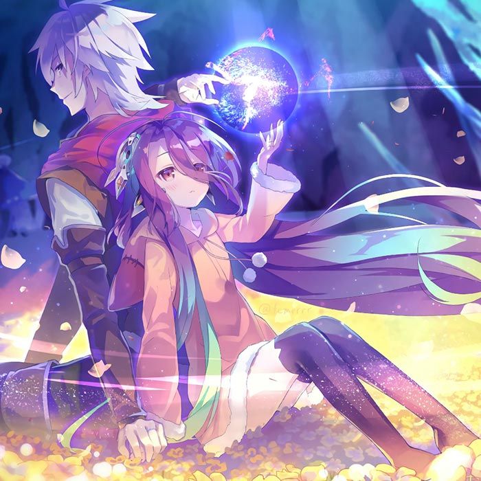 No Game No Life Zero Wallpaper Engine Download Wallpaper