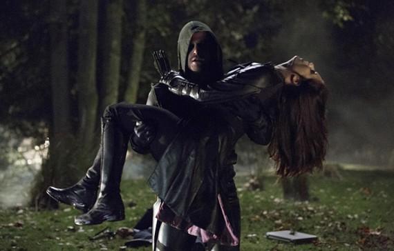 Frank Castle's Family: Spinoff Online: 'Arrow' S1 Episode 8 Recap