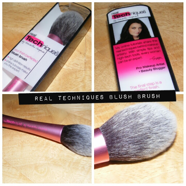 A picture of Real Techniques Blush Brush