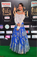 Raashi Khanna in Off Shoulder Top and Blue Skirt Cuteness Overloaded at IIFA Utsavam Awards 2017  HD Exclusive Pics 07.JPG