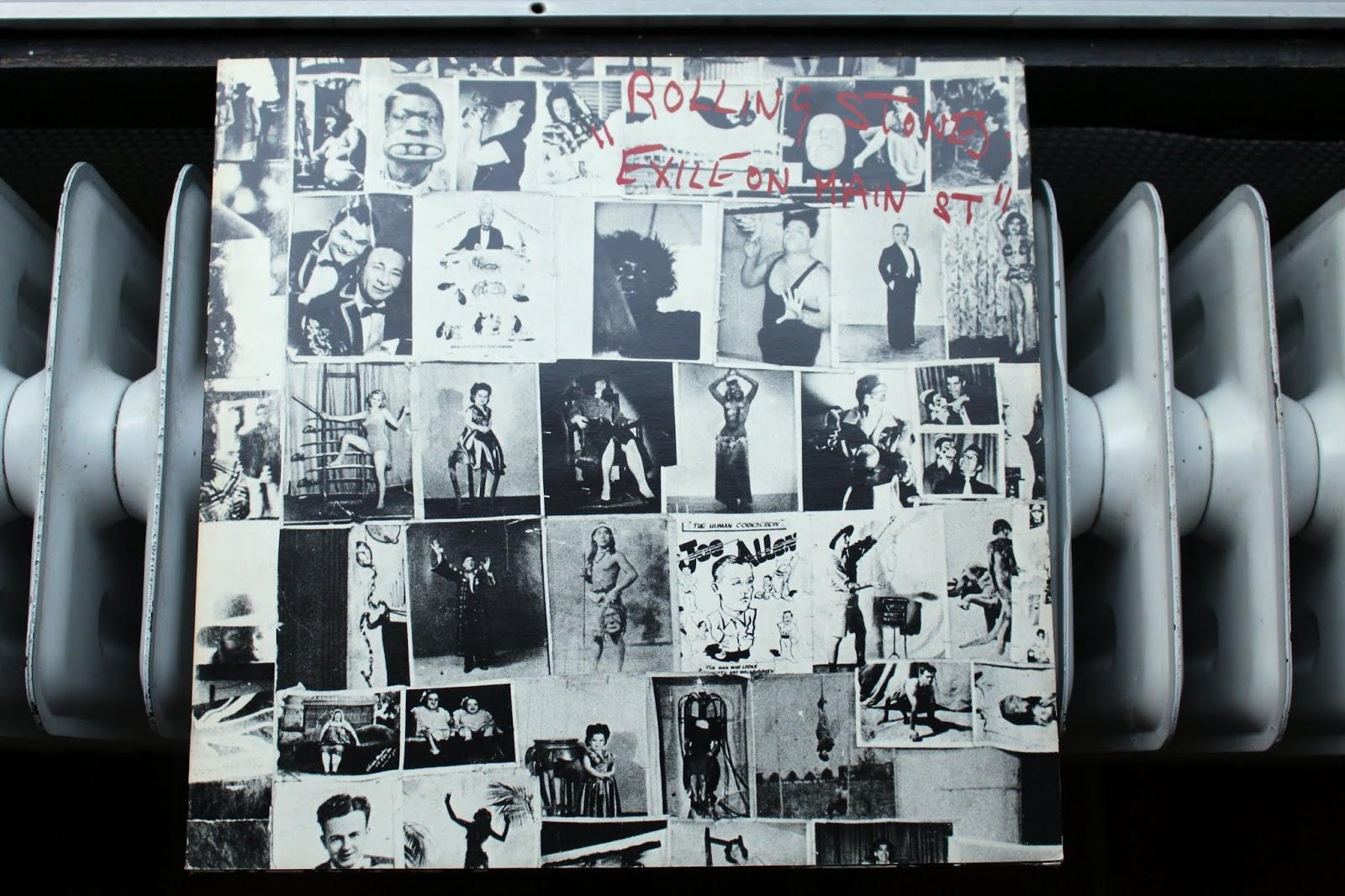 Bint photoBooks on INTernet: Exile on Main Street The Rolling Stones ...