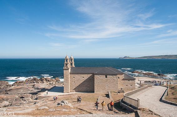Ermita de Nuestra señora de la Barca. Muxia. Galicia