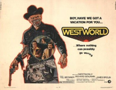 Westworld - Almas de Metal (1973)