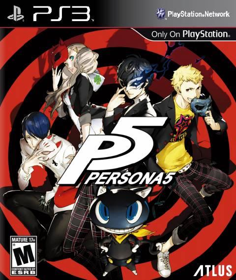PERSONA 5 [JPN] - Download game PS3 PS4 RPCS3 PC free