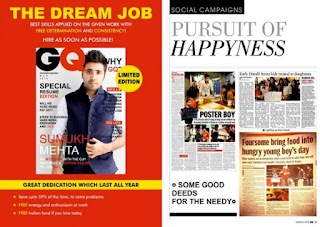 Mendapat kerja tanpa wawancara berkat CV infografis yang kreatif