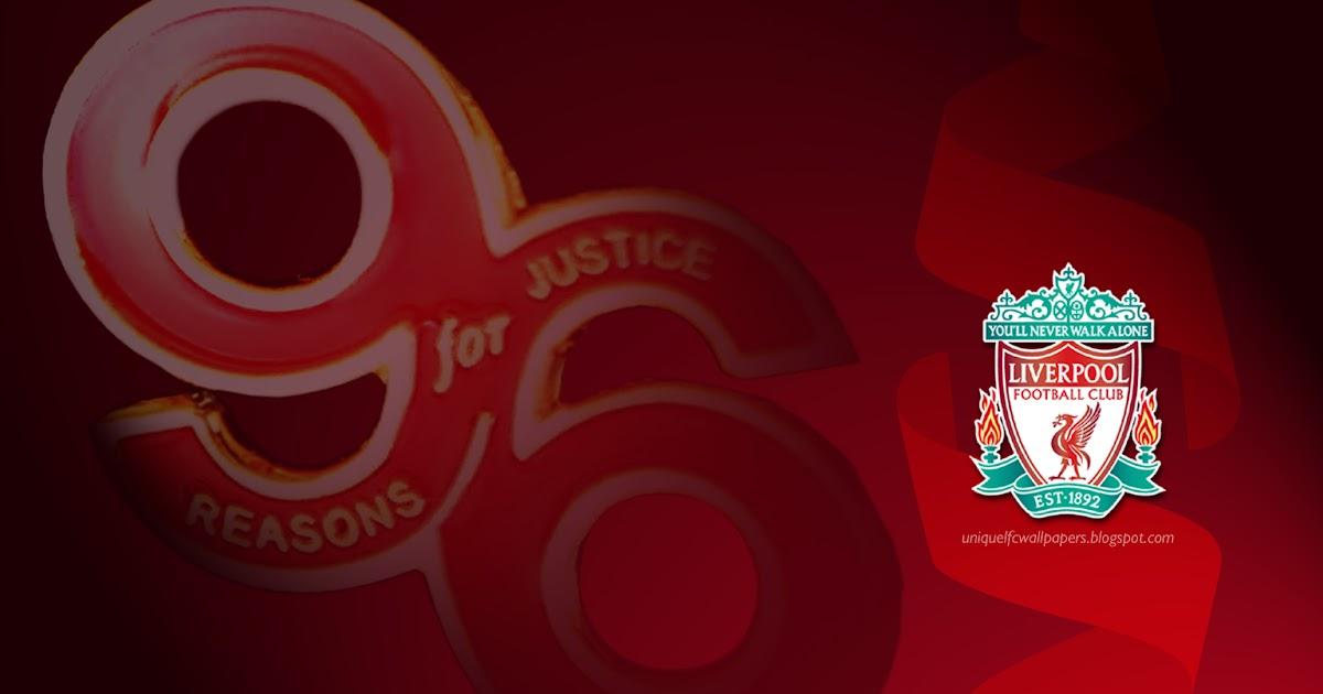 Unique Liverpool FC Wallpapers: Hillsborough 96 Commemorative