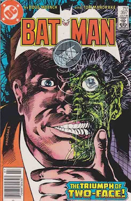 Harvey Dent's Two Face