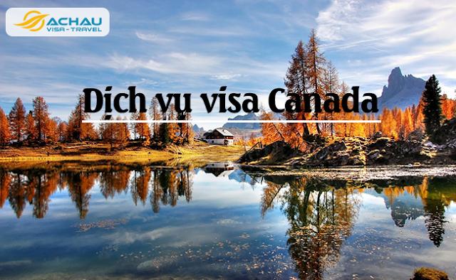 Các bước xin visa Canada