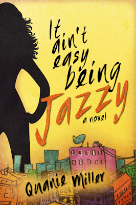 Tell all Interview with It Ain't Easy Being Jazzy author @QuanieMiller