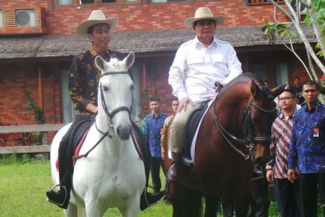 Ditanya soal Cawapres Jokowi, Prabowo Subianto Bicara soal Janji yang 'Menggetarkan'