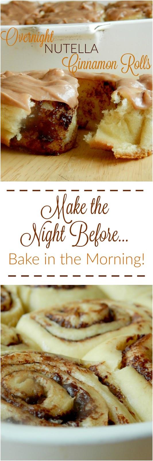 overnight nutella cinnamon rolls (sweetandsavoryfood.com)