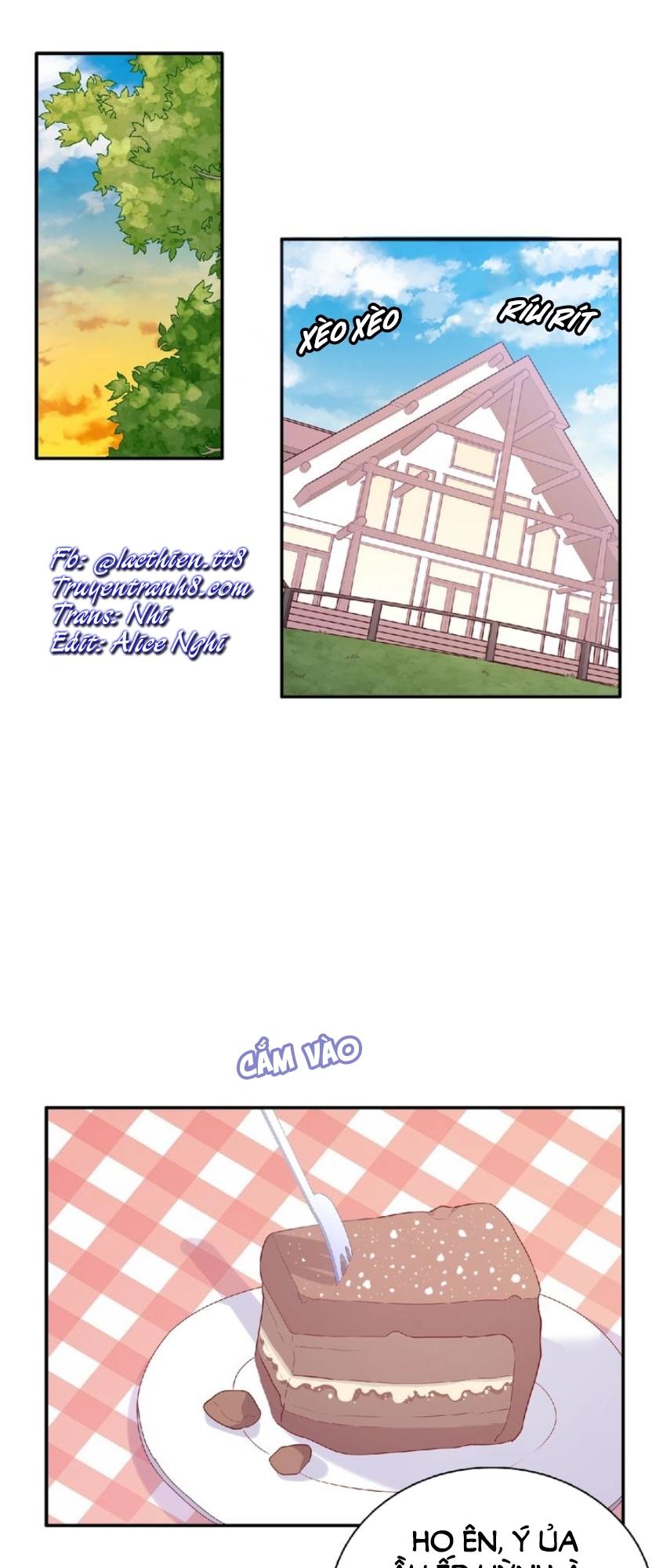 Vương Tử Thành Phố Và Công Chúa Amazon - Chap 64