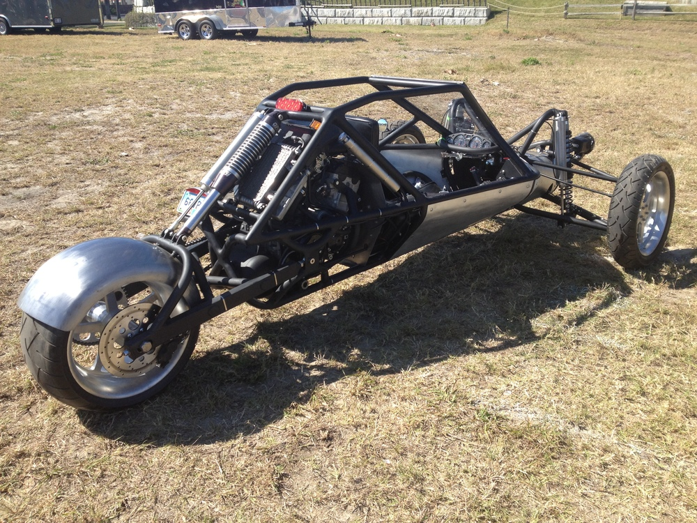 Tilting Vehicles Blog Diamondback Tilting Reverse Trike