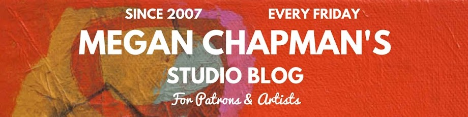 Megan Chapman's Studio Blog