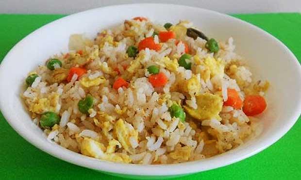 Resep Nasi Goreng Putih | Resep Masakan Praktis di Rumah