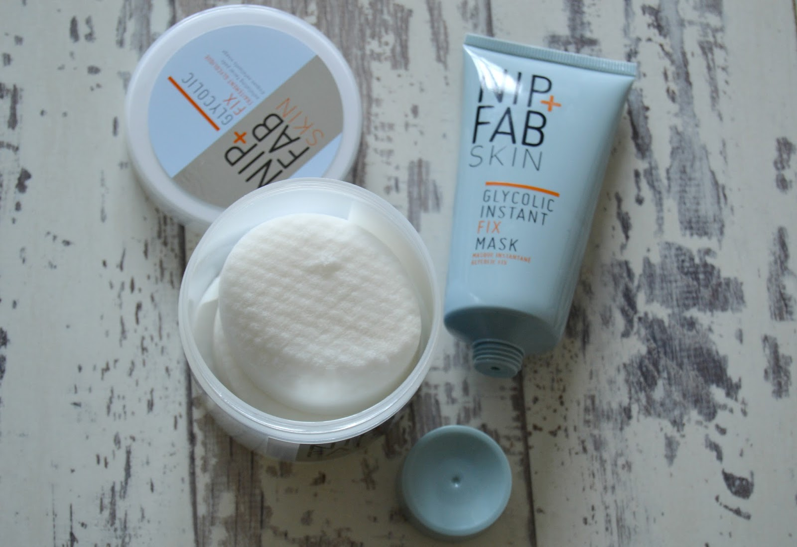 Nip and Fab Gycolic Fix Mask and Pads Review