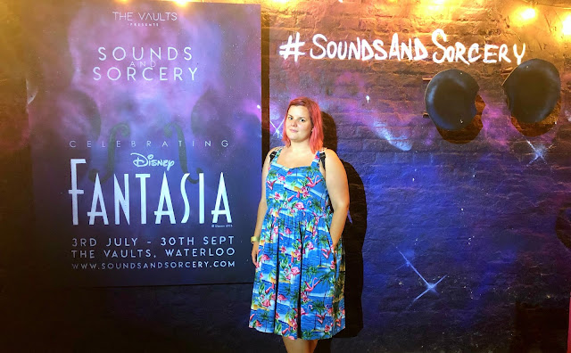 Sounds and Sorcery at The Vaults