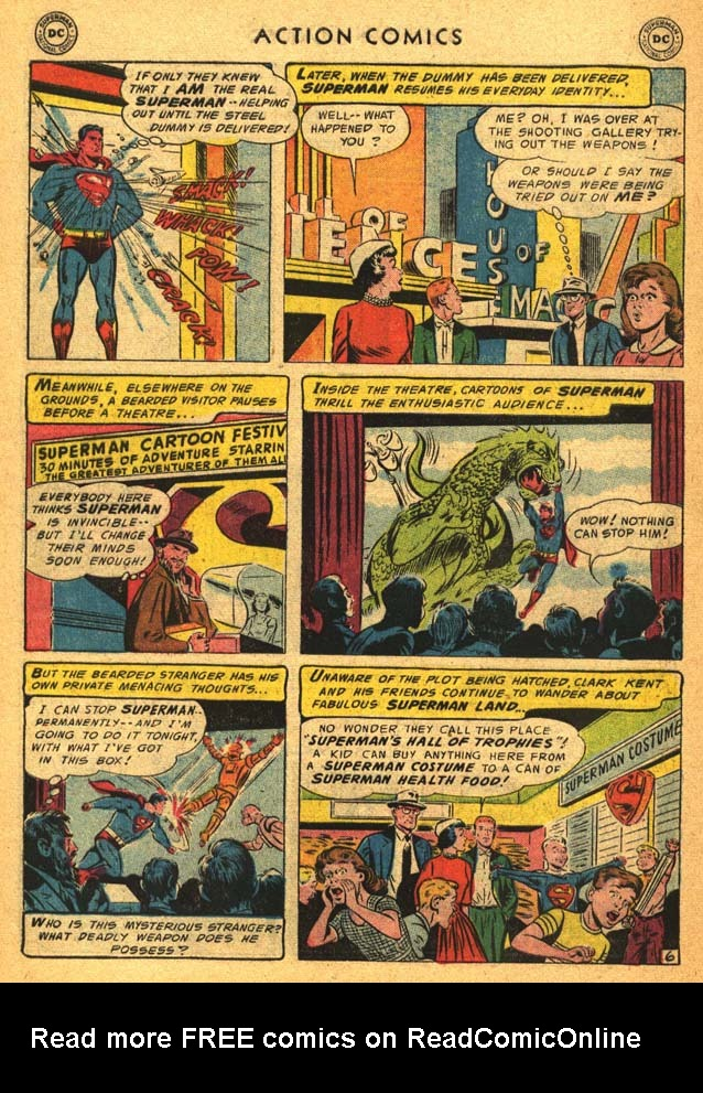 Read online Action Comics (1938) comic -  Issue #210 - 10