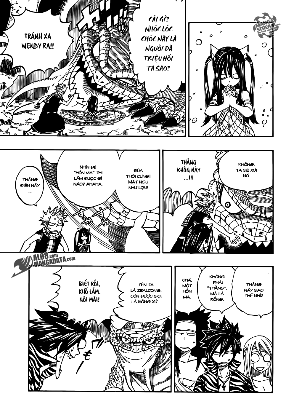 Fairy Tail chap 301 trang 8