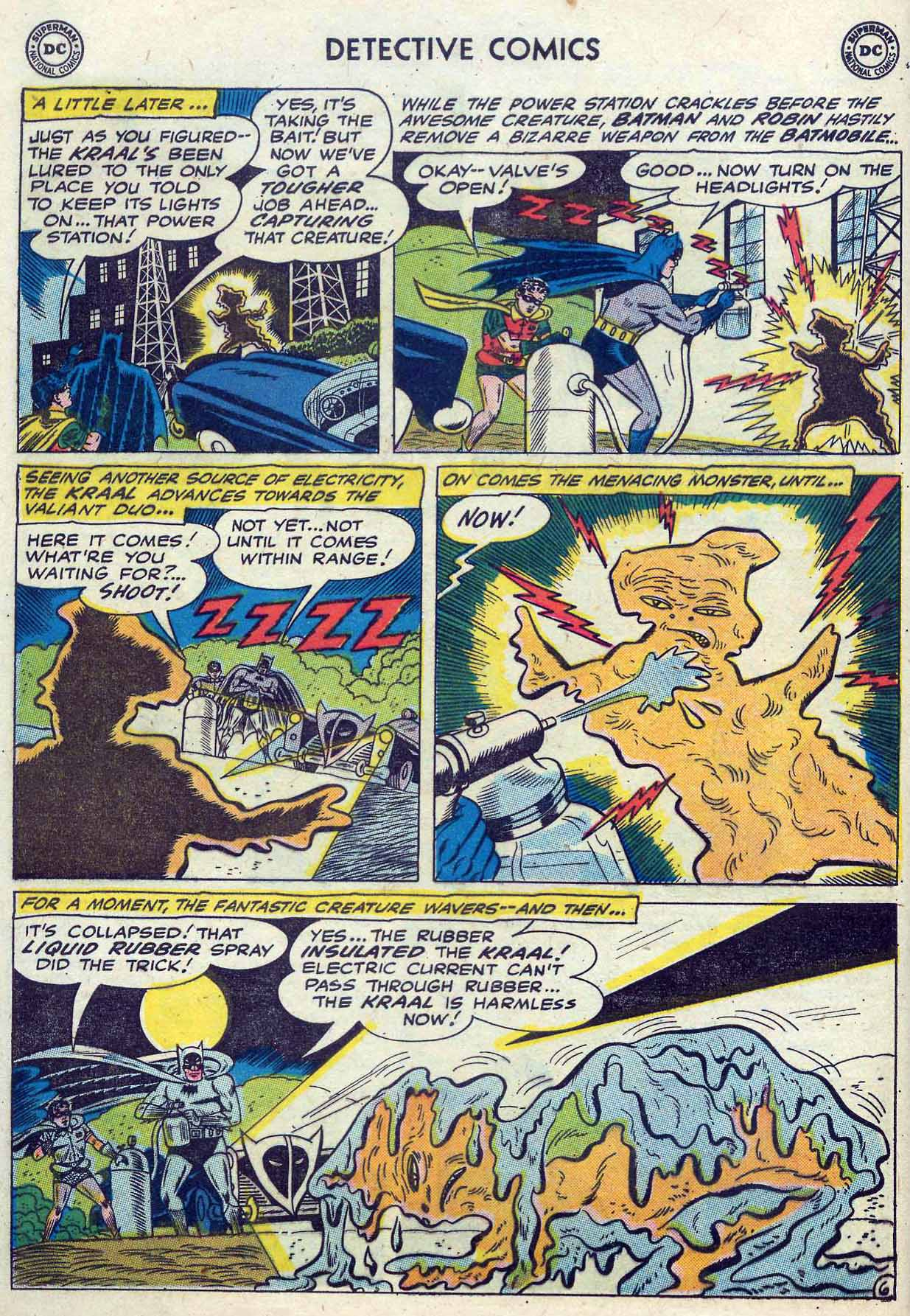 Detective Comics (1937) 277 Page 7