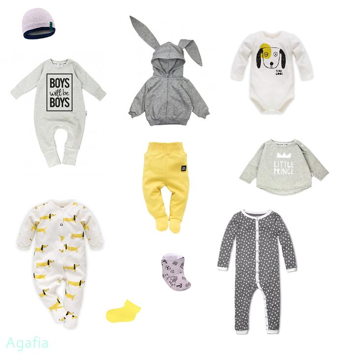 Jakie ubranka dla noworodka?
