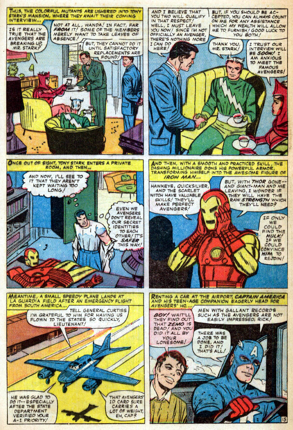 The Avengers (1963) 16 Page 20