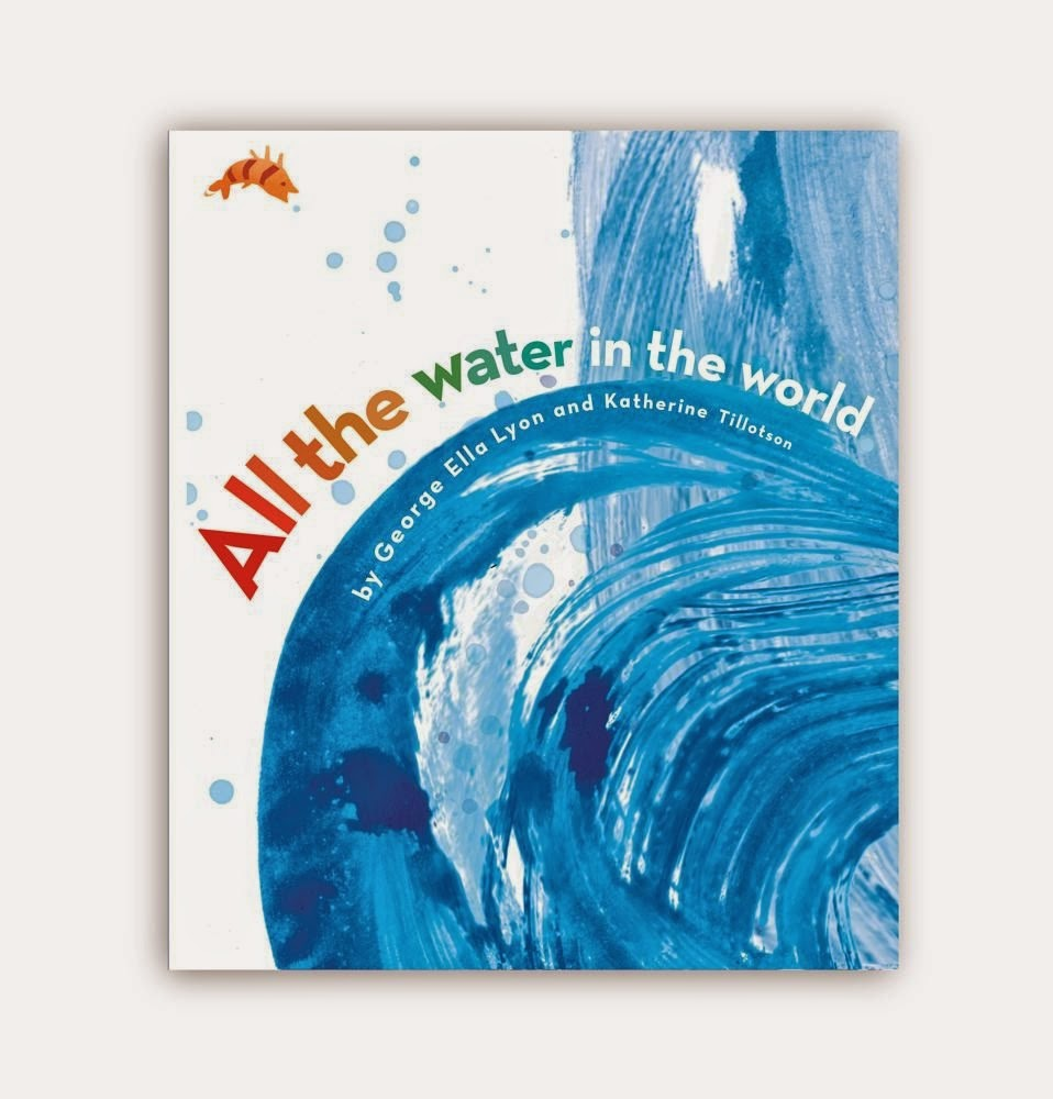 "fun water activities using ""All the Water in the World"" by George Ella Lyon"