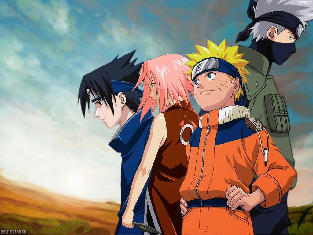 Naruto+review
