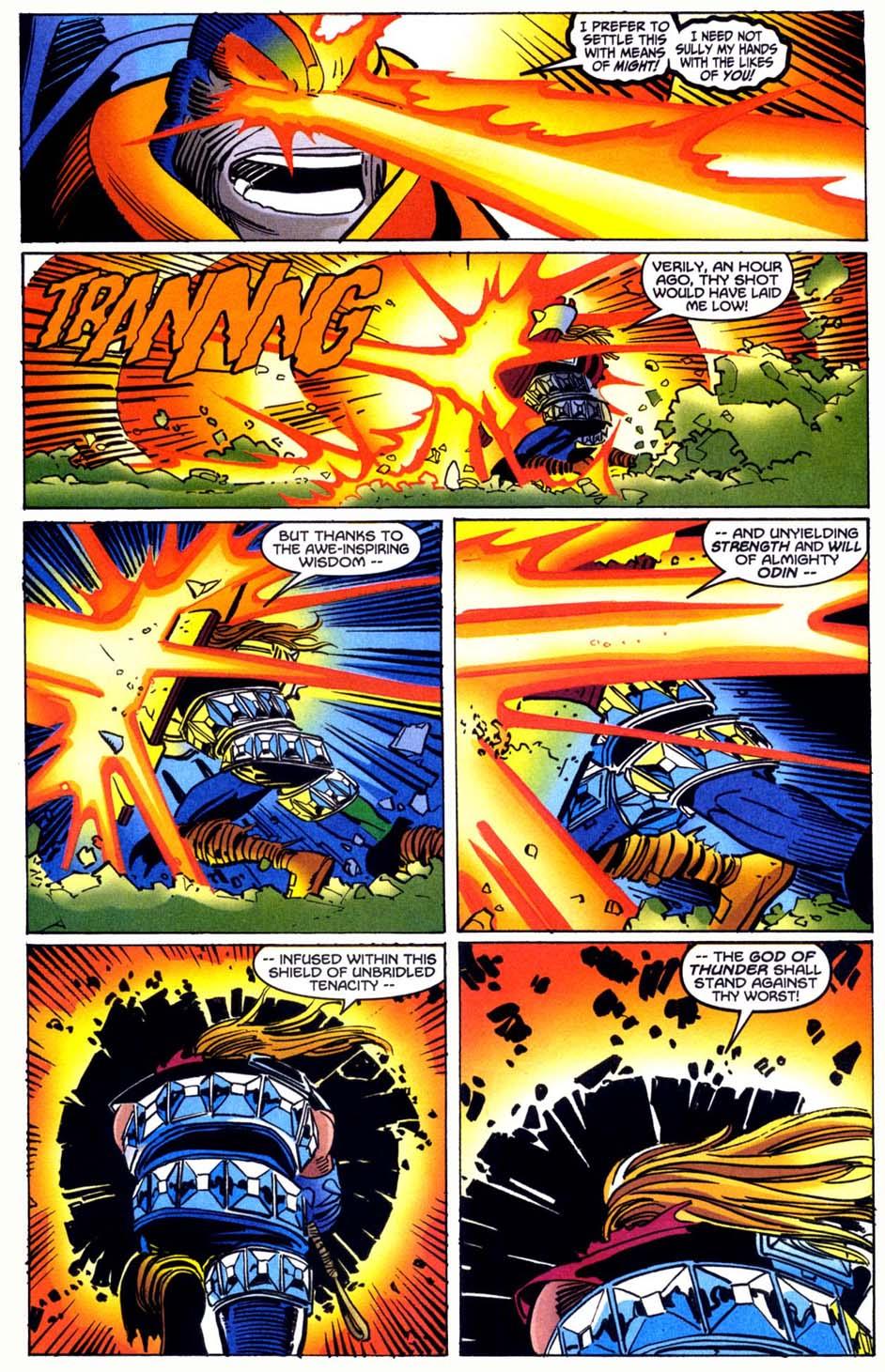 Thor (1998) Issue #25 #26 - English 30
