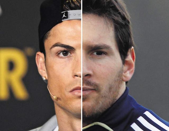 ¿Quién es mejor embajador de marca, Ronaldo o Messi?