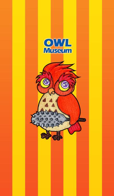 OWL Museum 2 - Angry Bird