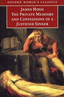 Confessions of a Justified Sinner by James Hogg book cover