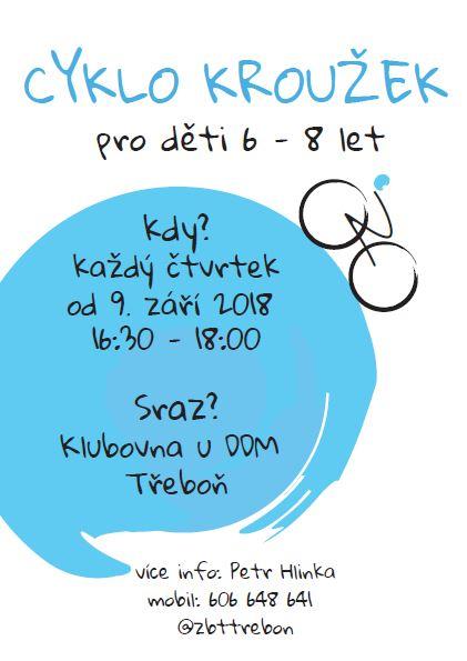 Z Bike Team Třeboň a cykloturistický oddíl Zálesáci  Nový ... 11d9a03ab6