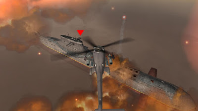 Gunship Battle Helicopter 3D Mod Apk-screenshot-1