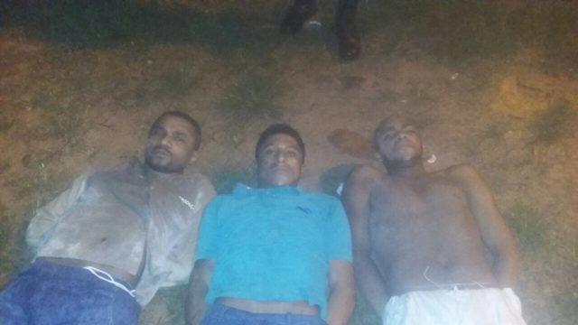 Mais um preso fugitivo de Pedrinhas é morto e três são recapturados