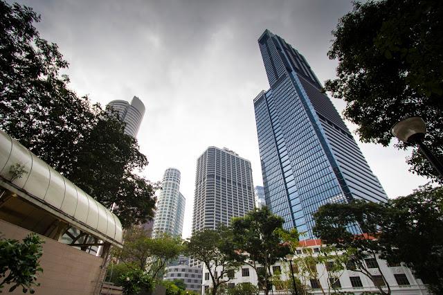 Financial district-Singapore