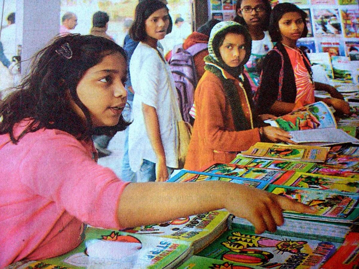 Kolkata Book Fair images wallpaper