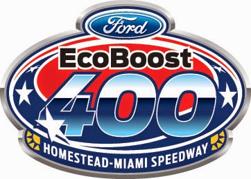 Race 36: Ford EcoBoost 400 at Homestead-Miami